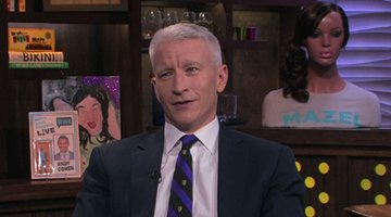 Anderson Cooper Says No Speedos