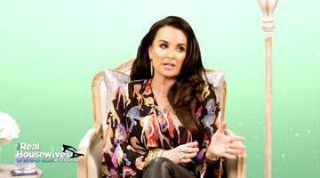 Kyle Richards Definitely Thinks Dorit Kemsley's Husband Was Taking a Jab