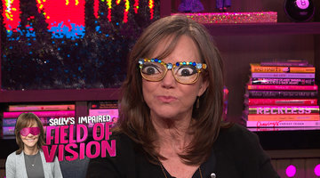 Will Sally Field & Katie Couric Get Shady?