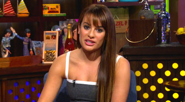 Lea Throws Shade at Aviva!