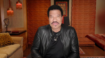 Lionel Richie on Co-Writing 'We Are the World' with Michael Jackson