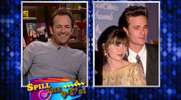 Luke Perry Spills the 9-T's