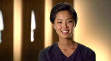 "Kristen Kish: ""I Won Top Chef!"""