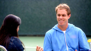 Tennis Star Sam Querrey Needs Love Off the Court