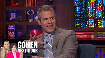 Sally Field Dishes on Neighbor Andy Cohen