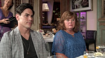 Tom Sandoval's Mom Visits LA