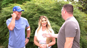 Kim Zolciak-Biermann Introduces Her Brother to a Sports Legend