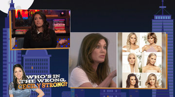 Who's in the Wrong, Cecily Strong?