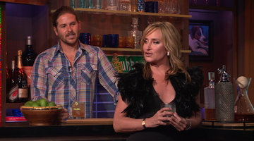 Sonja Morgan Flirts with Craig Conover
