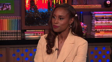 Issa Rae on Miguel's Impromptu Mini Concert