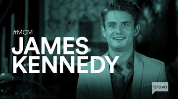 Man Crush Monday: James Kennedy