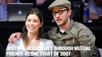Justin Timberlake and Jessica Biel's Relationship Through the Years
