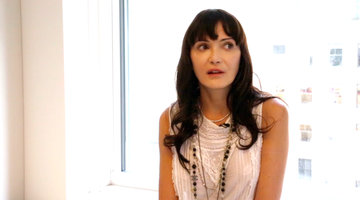 Annabelle Neilson on Being Alexander McQueen's Muse