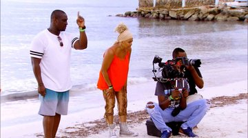#RHOA Rumors Abound in Jamaica