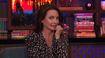 Did Kristin Davis Watch Rob Lowe's Sex Tape?