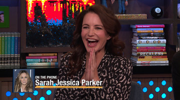 Kristin Davis Dishes on 'Sex and the City'