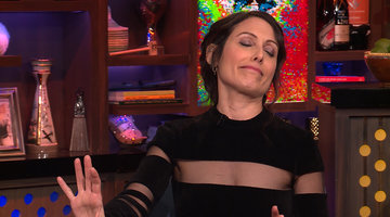 Lisa Edelstein on Working with Ivana Trump