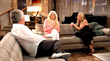 Erika Girardi Doesn't Want to Let Eileen Davidson Down