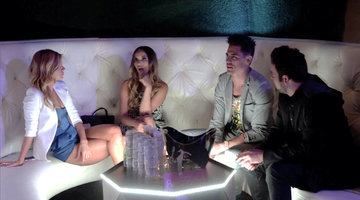 Scheana vs. Stassi: A Tale of Two Tables