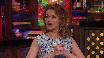 Sandra Bernhard's Crush on David Letterman