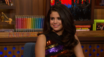 Selena Reveals her Celeb Crush!