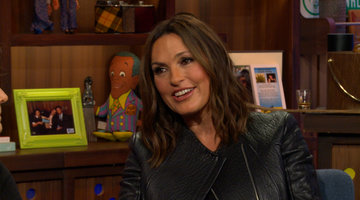 Mariska's Friendship with Chris Meloni