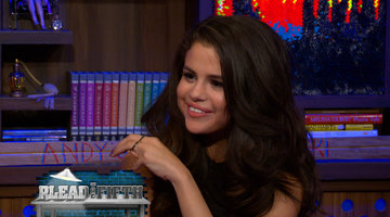 Selena Gomez Pleads the Fifth!