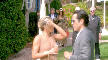 The Ladies Arrive for Denise Richards' Wedding