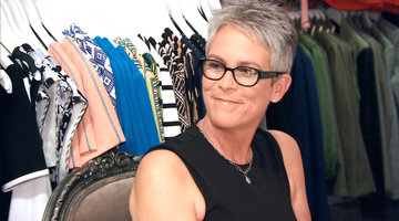 Jamie Lee Curtis and Kyle Reminisce