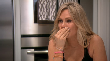 Tamra Opens up About Accidentally Running Into Sidney