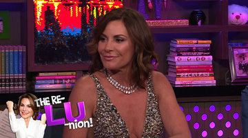 Luann Reacts to The #RHONY Reunion