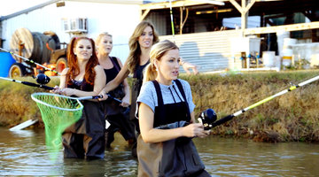 #RHOD Ladies Go Fishing and It's Hilarious