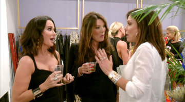 Bethenny Frankel and Lisa Vanderpump Go Head to Head