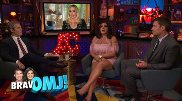 Jeff & MJ on #RHOC & #RHONJ Drama