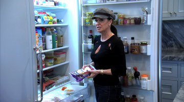 Kyle Richards Shows Us What's in Her Fridge
