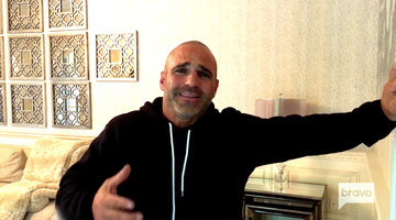 Joe Gorga Has a Lot of Opinions on Women's Beauty Routines