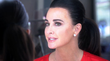 This Is How Kyle Richards Gets Ready for a Real Housewives Lunch
