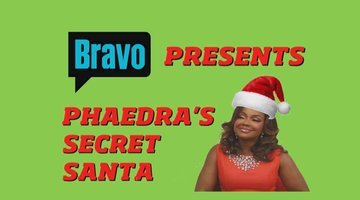 What's Phaedra Parks Getting Her Fellow Cast Members for Christmas?