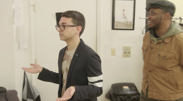 Christian Siriano is Worried for Bishme Cromartie...