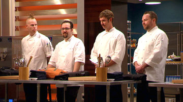 Battle of the Sous Chefs: Ep 8