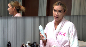 Teddi Mellencamp Arroyave Takes Us Through Her Morning Beauty Routine