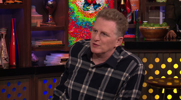Michael Rapaport on the Barstool Drama