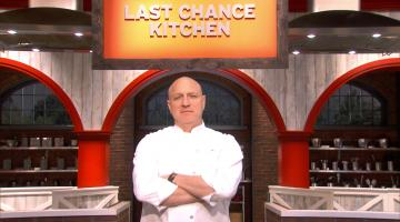 Your First Look at Top Chef Season 16's Last Chance Kitchen!
