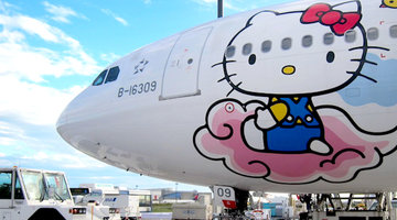 """It's a Hello Kitty Apocalypse!"""