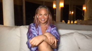 Chrissy Teigen on Kathy Hilton Joining RHOBH