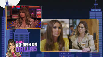 Paula Abdul Dishes on #RHOD