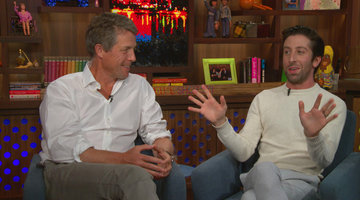 Simon & Hugh Talk #RHONY