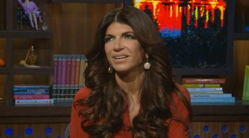 Teresa Giudice Opens up About Sex in Prison