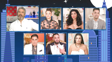 Here's What You Didn't See From the Shahs of Sunset Season 8 Reunion