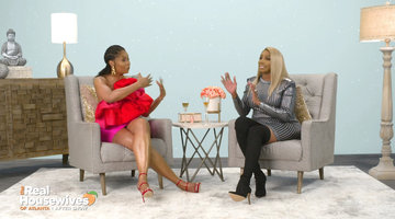 Why is Marlo Hampton Mad at Nene Leakes?
